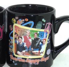 Happy Days Coffee Mug Cup Ceramic Fonzie 1970's TV Show New - $29.95
