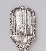 Collector Souvenir Spoon Turkey Edirne Turkye De Selimiye Camii Mosque - $14.99