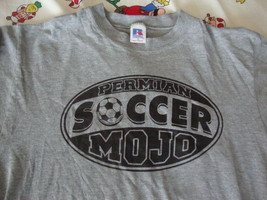 Odessa Permian Panthers MOJO Soccer High School long sleeve T Shirt Adul... - $14.79