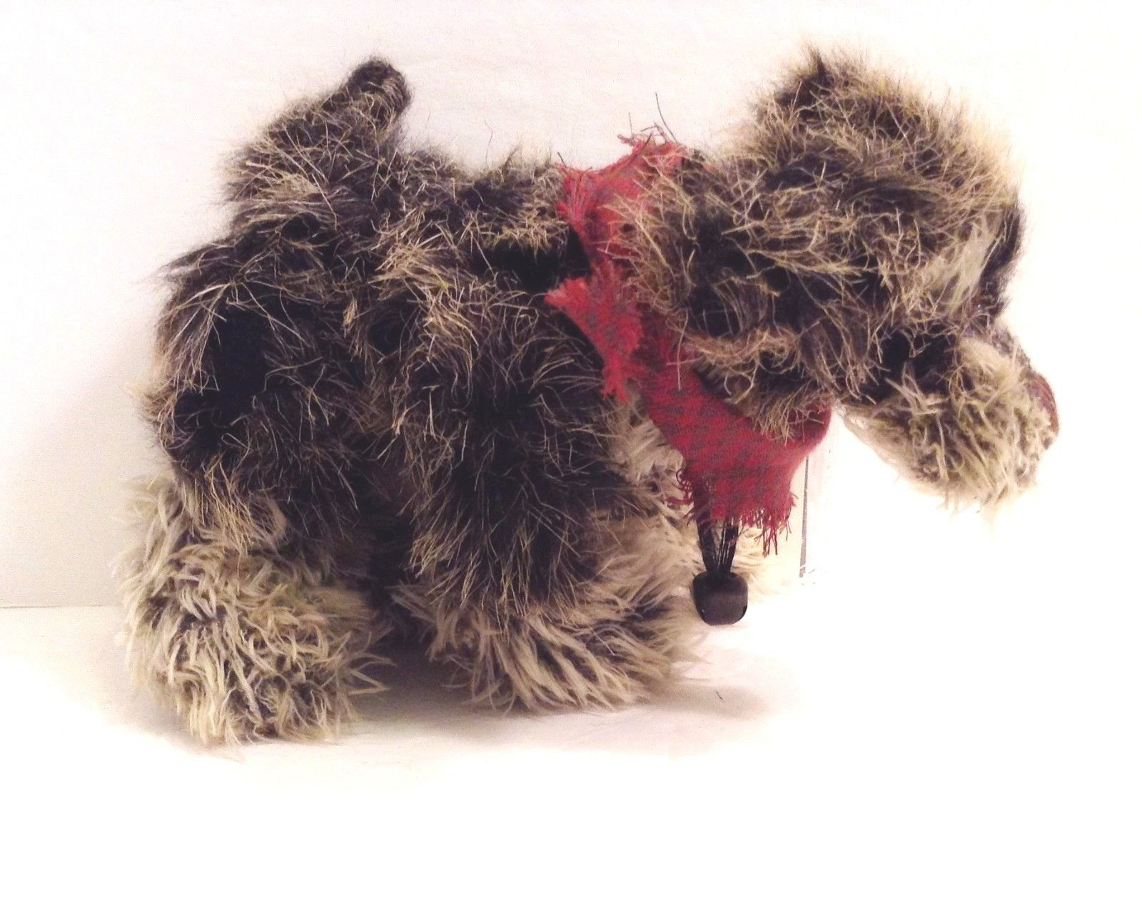 Primary image for Ganz Cottage 2002 Artist Lorraine Chien Woofer Collectable Handmade Dog