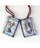Blue Scapular of Our Lady of Guadalupe - $2.99