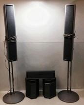 Panasonic SC-HT920 Home Theater Speakers: 2 Fro... - $149.94