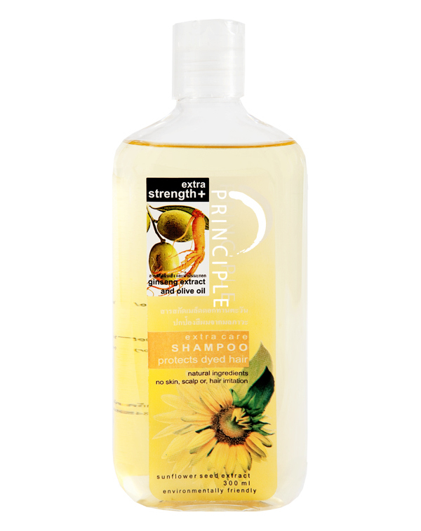Principle Thai Herb Extra Care shampoo