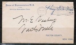 "U.S.A. 1911 ""FREE FRANK COVER"" HOUSE of REPRESENTATIVES (MAY/29/1912)  (... - $7.87"