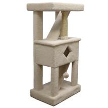 Cat Tree Condo Post Platform Scratcher Cats Climbing Towers Kitty Furnit... - $344.99