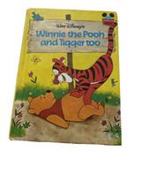Winnie The Poih And Tiger Too Walt Disney 1975 - $5.25