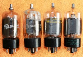 Vintage Radio Vacuum Tube (one): 6DQ6 6DQ6B / 6GW6 - Used, Tested Good - $2.79