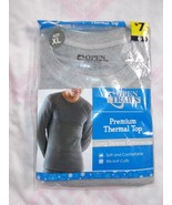Open Trails Men's Premium Thermal Top XL Gray N... - $6.93