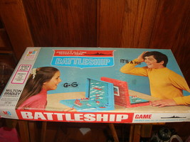 Vintage Battleship Board Game 1990 Milton Bradley Family Game 8 to Adult - $21.49