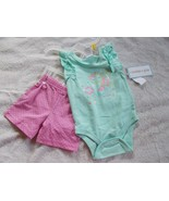 2 Piece Baby Girl Outfit Cutie Pie NWT