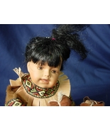 "Emerald Doll Collection ""Willie"" - Native Ameri... - $8.00"