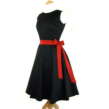 Classic Black Full Circle Dress - $59.95