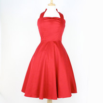 Red Pinup Full Circle  Dress - $59.95
