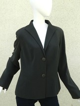 JONES NEW YORK Collection Women's Blazer Suit Jacket Brown Single Breast... - $26.49