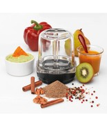 New!!Magimix Le Blender Spice Mill, Coffee Grinder & Baby Food ref 17654 - $46.53