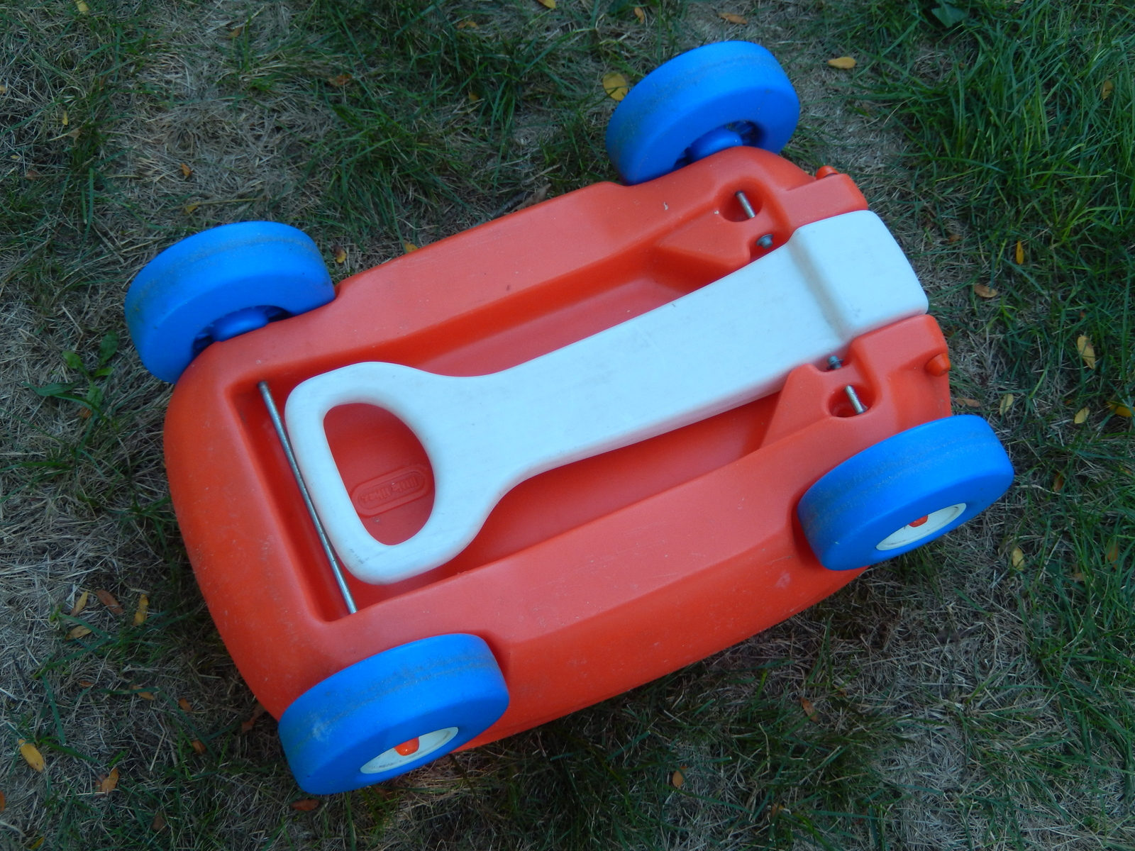 Rare 1984 Little Tikes Toddler Wagon