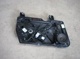 2012 VW GOLF LEFT FRONT DOOR WINDOW REGULATOR image 1