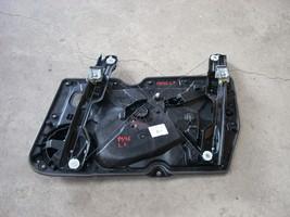 2012 VW GOLF LEFT FRONT DOOR WINDOW REGULATOR image 2