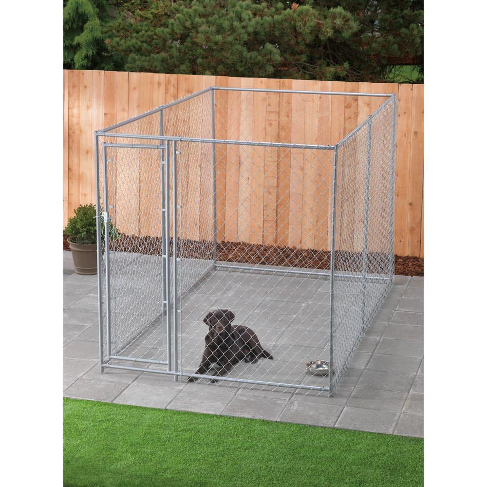 10 Chain Link Fence Images 16 Chain Link Fence Double