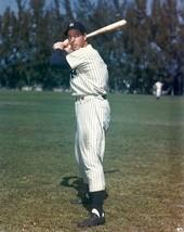 Joe Dimaggio New YorkYankees Vintage 8X10 Color Baseball Memorabilia Photo - $5.99
