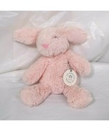 Manhattan Toy Company Lovelies Binky Bunny Pink Small Rabbit Plush Toy 8... - $12.86