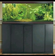 75 - 90 gallon Sturdy Fishtank Stand Black Aquarium Decor Durable Displa... - €556,66 EUR