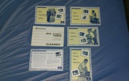 2000 Toyota Camry Owners Manual - $23.36