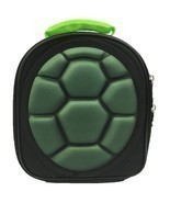Teenage Mutant Ninja Turtles Shell Lunch Bag TMNT Black New - £13.31 GBP