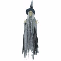 Hanging Witch Halloween Accessory Prop - $32.61