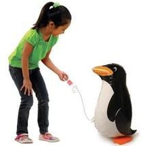 Peppy Penguin Airwalker Foil Balloon Party Accessory NEW - $10.39