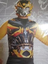 Kids  Transformers Bumblebee Jumpsuit Boys Halloween Costume S M L 6 7 8... - $24.99