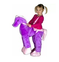 Purple Horse Rider Toddler Halloween Costume SIZE 2T/3T NEW with packaging - $37.04
