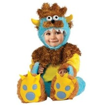 Happy Monster Teeny Meanie Infant Halloween Costume 12-18 Months NEW - $31.78