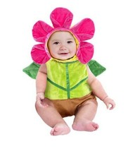 BABY FLOWER POT HALLOWEEN COSTUME NEW Toddler 2T - $17.49