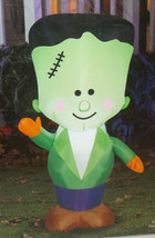 Airblown Inflatable Friendly Frank Halloween Yard Decor 3.5 Feet Tall NEW - $49.56