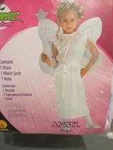 Sweet Angel Kids Costume BY RUBIES NEW S M L Christmas Halloween Cosplay - $15.99