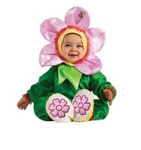 Baby Pansy Halloween Costume 0-6 months 6-12 months 12-18 months NEW - $38.00