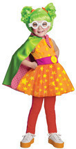 Lalaloopsy Deluxe Dyna Might Costume Toddler Size NEW - $41.96