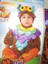 BABY OWL Halloween DELUXE Costume  0-6 Months NEW - $40.55 CAD