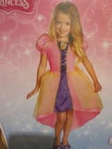 Disney Princess Rapunzel Costume Dress Small S 4-6 New - $18.69