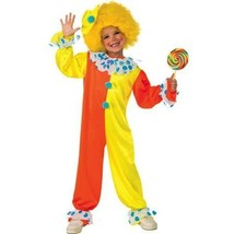 Sweet NEON CLOWN Costume BY RUBIES NEW S M L  CIRCUS CARNIVAL - $15.99