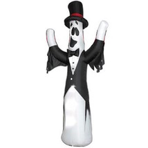Airblown Inflatable Ghost Halloween Gemmy 12 ft Yard Decor - $82.27