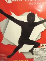 BLACK Skinsuit Suit Second Skin Costume Child Size S M L XL NEW - $32.61+