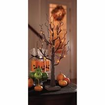 Halloween LED Tree 2' Spooky Decor Timer Includ... - $26.82