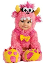 Infant Pinky Winky Costume Pretty Monster Halloween Costume NEW 6-12 12-18 - $35.99