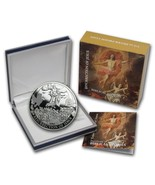 Palau $2 Dollars, 1/2 oz. Silver Proof Coin, 2014,Biblical Stories,Resur... - $59.39