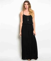 New Boutique Style Large Black Jumper Romper With Tie Back Ruffle Back Stunning - $21.40