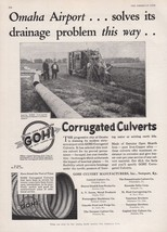 1930 Gohi Culvert Manufacturers Newport KY Ad: ... - $7.87