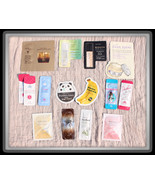 10-Piece Korean Skincare Sample Bag + 1 Sheet Mask - $20.00