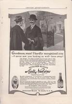 1916 Anheuser Busch St Louis MO Ad: Malt Nutrine Liquid Food Tonic - $7.87